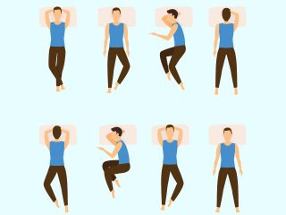 What Is The Best (And Worst) Sleeping Position For Your Health?