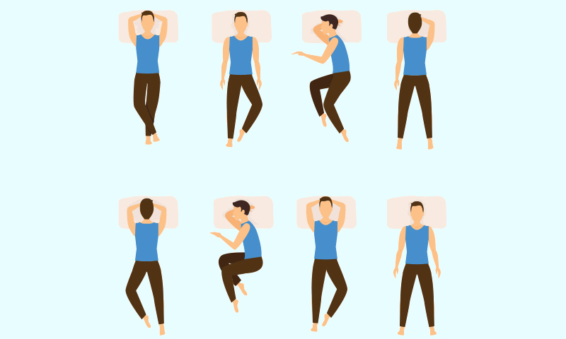 What Is The Best (And Worst) Sleeping Position For Your Health