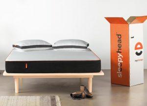 Sleepyhead Original - 3 Layered Orthopedic Memory Foam Mattress, 78x60x6 inches (Queen Size)